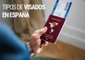 visados y permisos de residencia en España