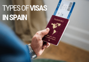 visas and residence permits in Spain