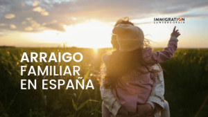 arraigo familiar en España