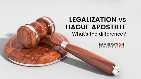 how to legalize your documents in Spain