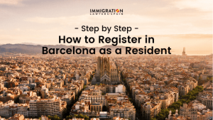 how to get empadronamiento in Barcelona