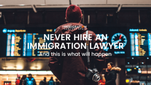 should I hire an immigration lawyer?