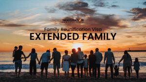 extended family reunification visa