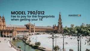 model 790 fee for fingerprints