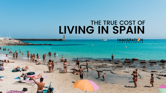 living in Spain costs