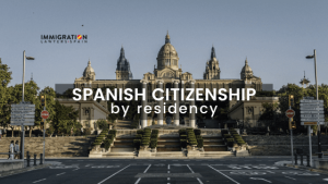 spanish citizenship by residency
