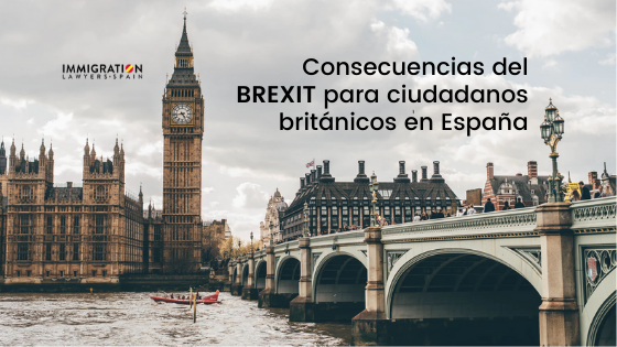 consecuencias del Brexit para británicos en España