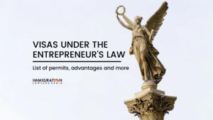 law on visas for entrepreneurs