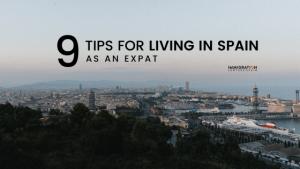 tips for living in spain
