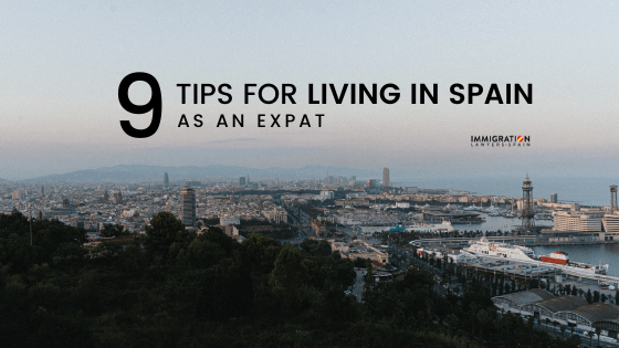 tips for living in spain
