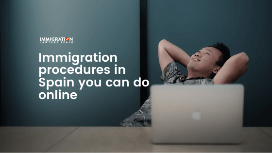 immigration procedures you can do online