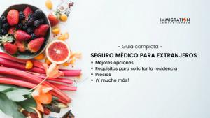 seguro médico extranjeros España