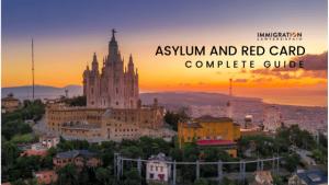 asylum red card Spain