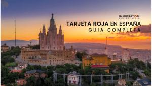 tarjeta roja en España