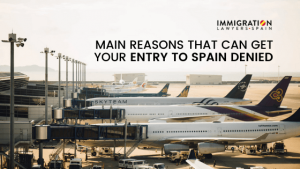 reasons entry to spain denied