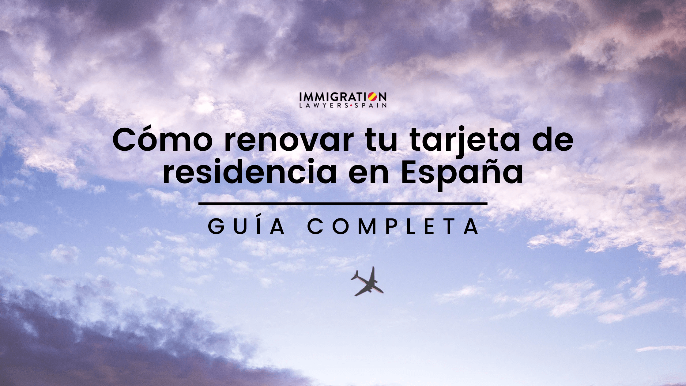 cómo renovar tarjeta de residencia en España