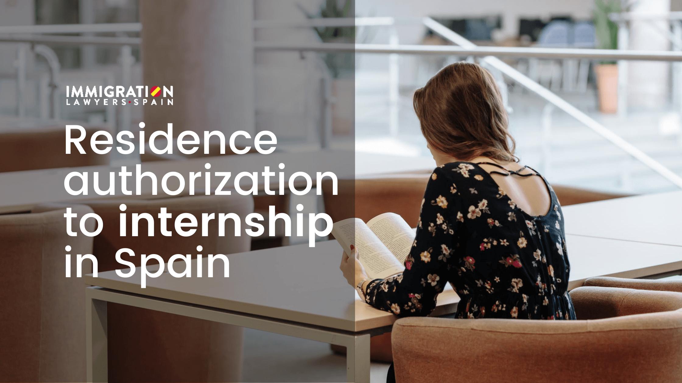 residence authorization internship