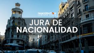 jura nacionalidad española