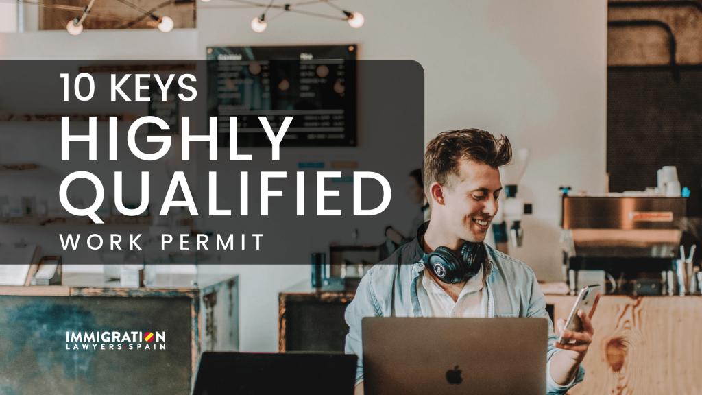 highly qualified work visa