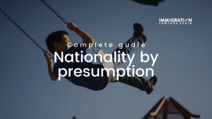 nationality by presumption in Spain