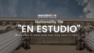 nationality file en estudio