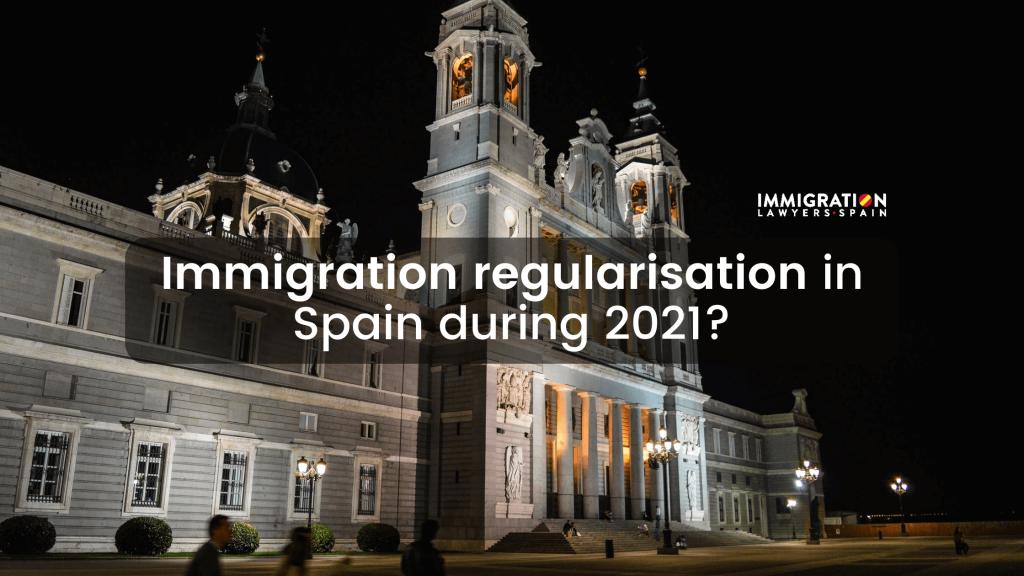 immigration regularization policy