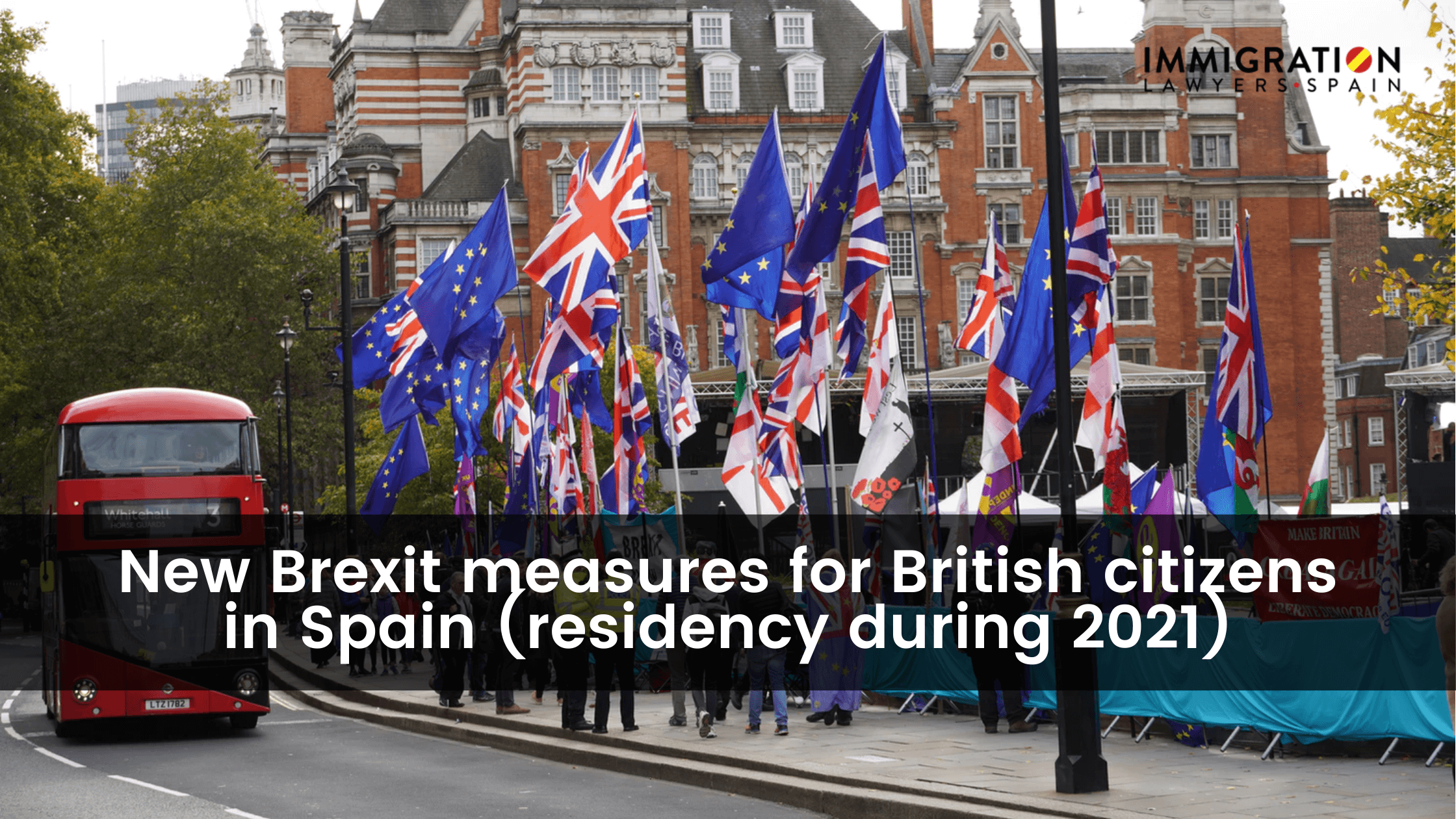 new Brexit measures in Spain for 2021