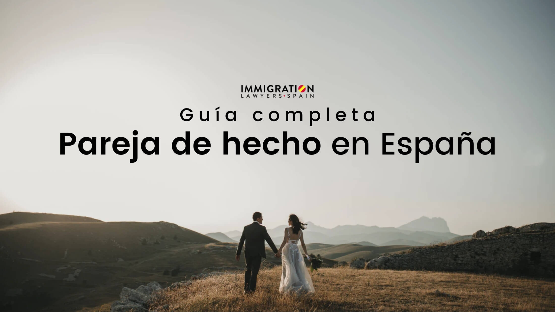pareja de hecho en España