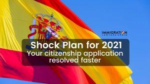 plan de choque citizenship applications