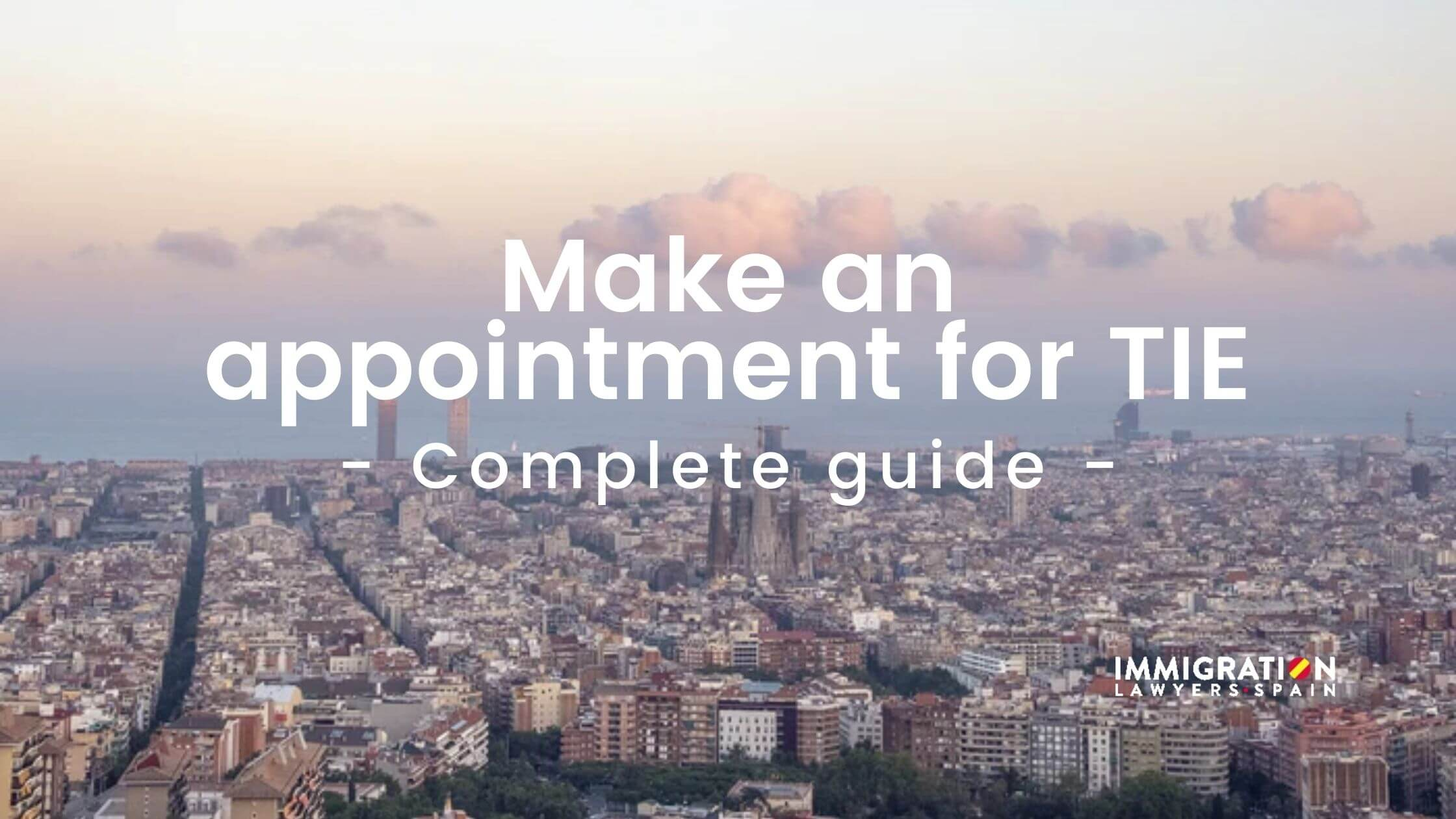 make appointment TIE