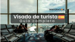visado de turista en España