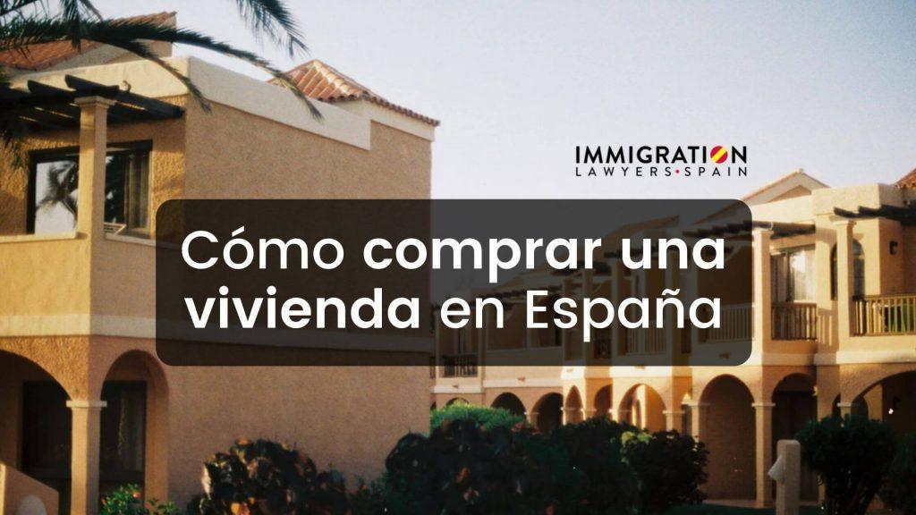 como comprar una casa en España