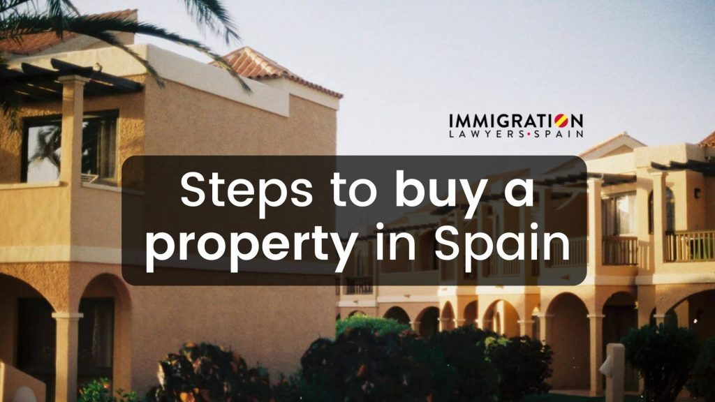 how to buy a property in Spain
