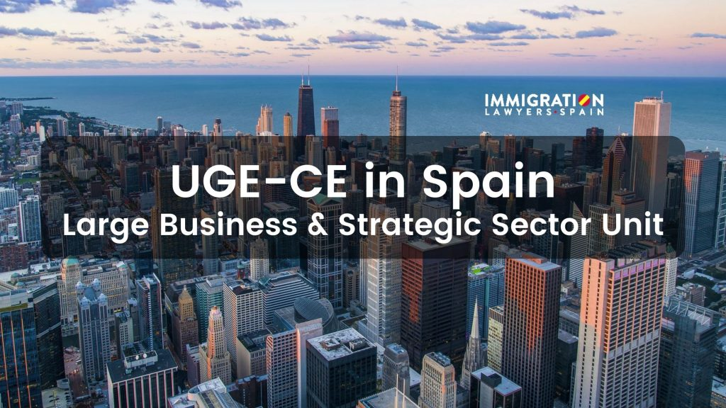 UGE-CE in Spain