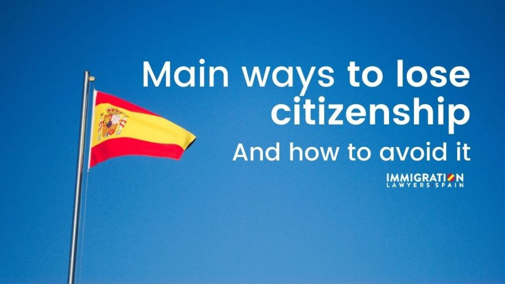 how to lose citizenship
