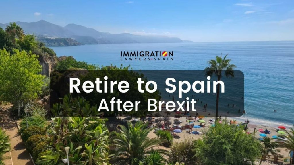 retire to Spain after brexit